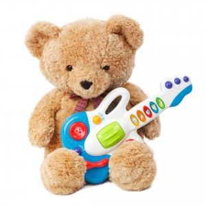Zvukové a hudební hračky pro děti