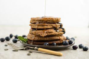 Zdravé bezlepkové snídaně pro malé nezbedy