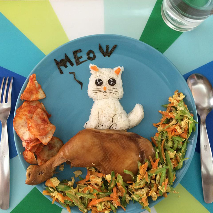 Nechte se inspirovat foodstylingem pro děti