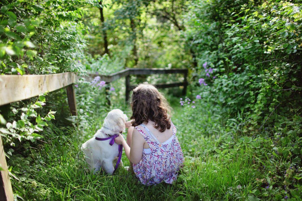 Co je potřeba zvážit při pořizování psa k dětem?