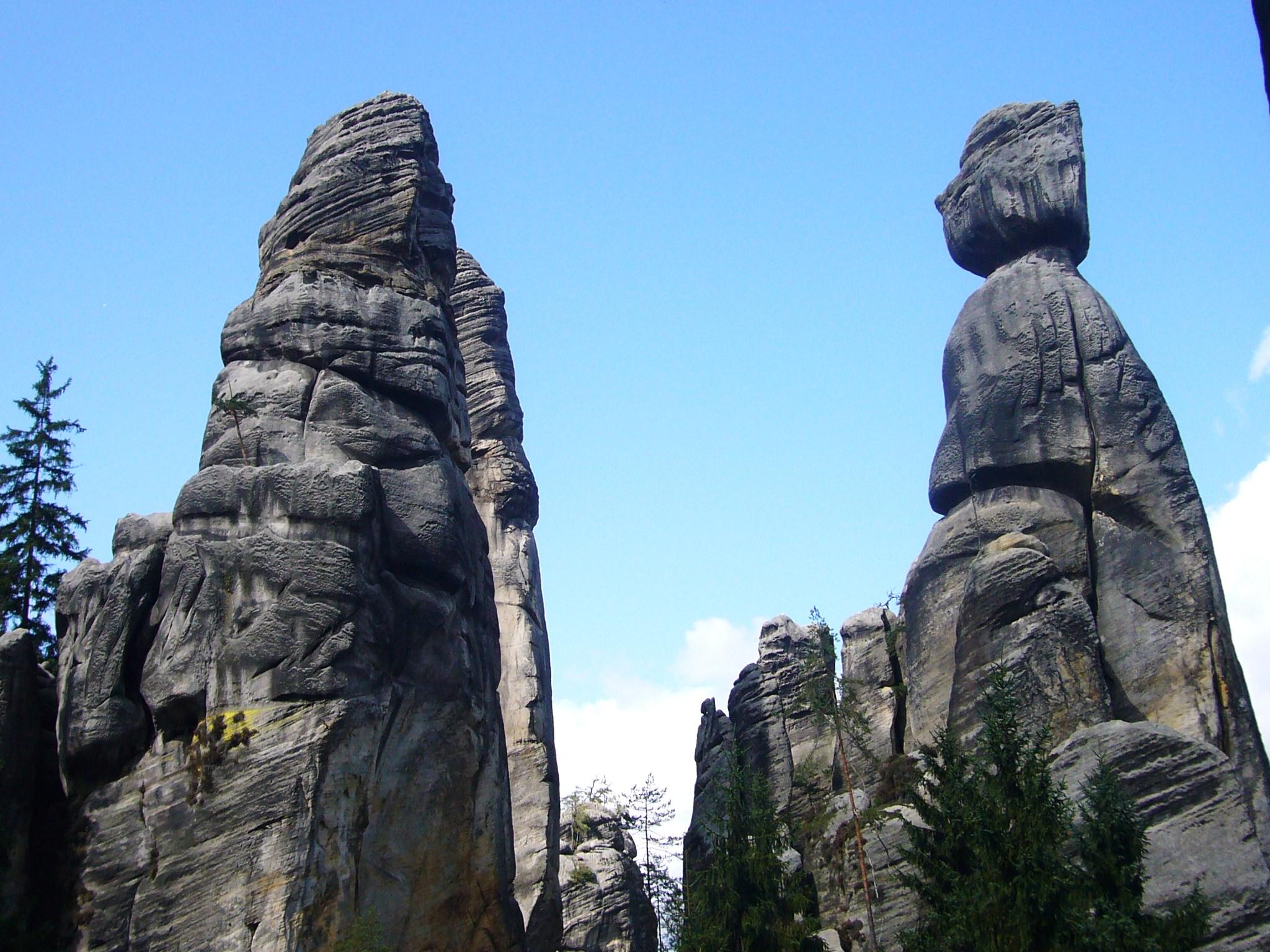Kam s dětmi na výlet? Vyrazte do překrásné přírody českých skal