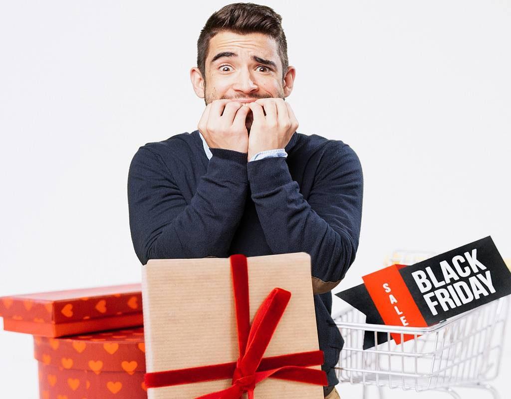Black Friday 2017 – Nakupte dárky pro celou rodinu