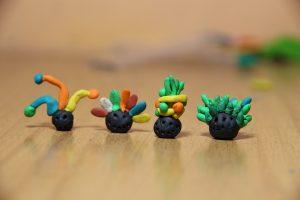 Návod: Výroba domácí plastelíny pro děti