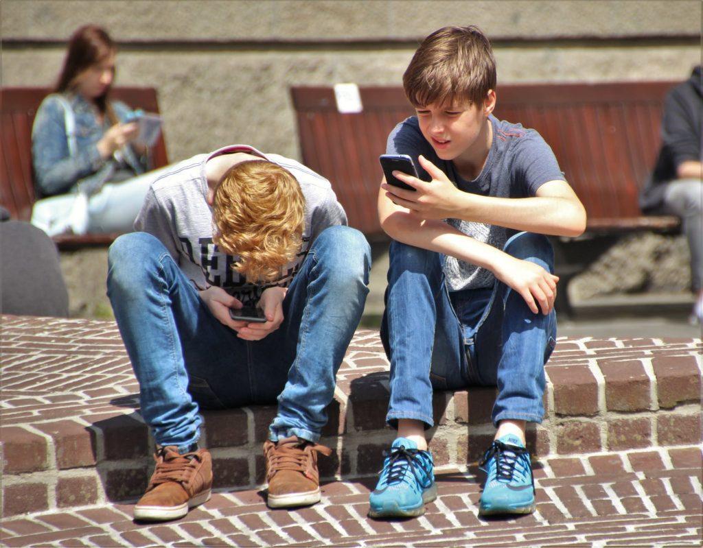 Chraňte své děti před vlivem elektronických zařízení
